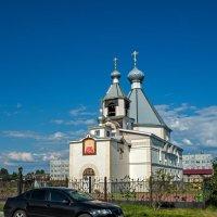 Храм Святой блаженной Ксении Петербургской :: Алена Малыгина