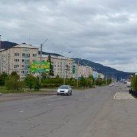 Юное лето Северобайкальска :: Ольга