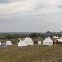 Великое стояние на реке Угре 1480 года :: Светлана Крюкова
