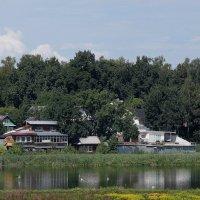 На реке Клязьма :: Леонид leo