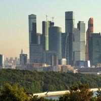 Moscow-City :: Олег Савин