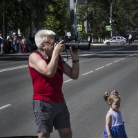 День города... Гуляю с фотиком... :: Сергей Смоляков