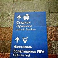 ЧМ 2018 по футболу завершился, остались лишь следы... :: Михаил Столяров