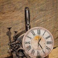 Часовой механизм :: Андрей Дворников