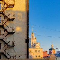 Прогулка по Хитровке :: Ирина Шарапова