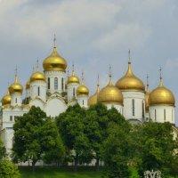 Москва златоглавая :: Татьяна Лобанова