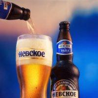 """Пиво """"Невское"""" :: Любовь Гайшина"""