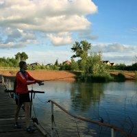 Ах, рыбалка, - занятие дивное ! :: Евгений Юрков