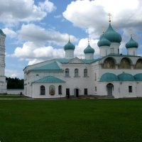 Александро-Свирский монастырь. Преображенский собор :: Надежда