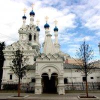 храм :: Игорь Грашин