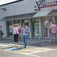 Сеть популярных магазинов у автотрасс Италии :: Лира Цафф
