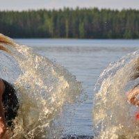 рогатые девочки:) :: Антонина Мустонен