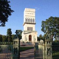 Белая башня. :: Татьяна