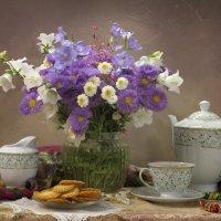 Чай с печеньем :: Маргарита Епишина