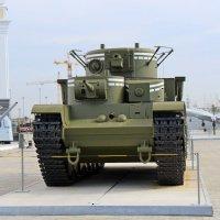 Т-35 , раритет :: Елена Викторова