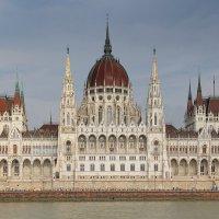 Здание венгерского парламента :: Владимир Леликов