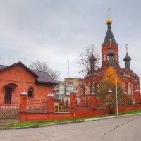 Преображенская церковь :: Константин