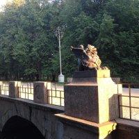 Драконов мост. :: Татьяна