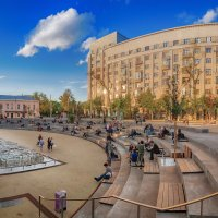 Белый город :: Ирина Шарапова