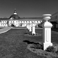 Александро- Свирский монастырь. :: Марина Харченкова