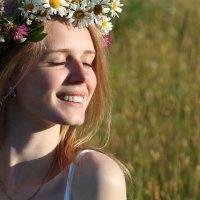 Лето, Оля и ромашки :: epsilon-delta N