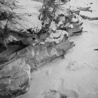 Winter abstract. :: Андрий Майковский