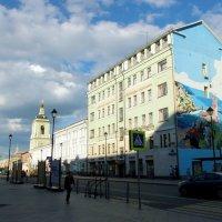 Прогулки по Москве :: Елена