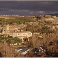 Segovia. Monasterio Santa María del Parral. :: Николай Панов