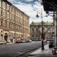 улица Белинского (Санкт-Петербург)2 :: Игорь Свет