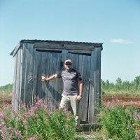 В диких тропических зарослях иван-чая... :: Евгений Золотаев