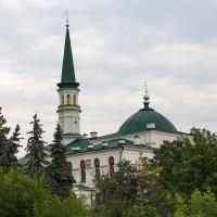 Уфа, Первая Соборная мечеть :: Олег Манаенков