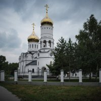 Храмы Новокузнецка :: alteragen Абанин Г.