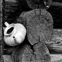 Сибирская глубинка. Деревенский натюрморт :: Дмитрий Конев