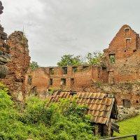 Замок Инстенбург :: Сергей Половников