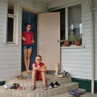 Ура, каникулы!! :: венера чуйкова