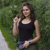 Девушка :: Анастасия Анастасия