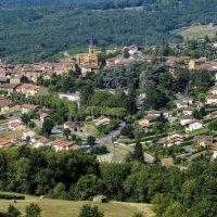 Деревня Буа-д'Уинт (Bois d'Oingt) :: Георгий