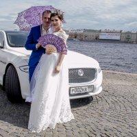 Свадебная прогулка :: Светлана Шарафутдинова