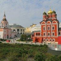 Старая Москва :: Екатерина Липатова