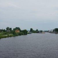 Беломорско-Балтийский канал :: Елена Павлова (Смолова)
