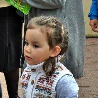 Незнакомая малышка! :: Антоха Л