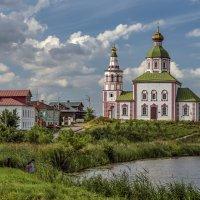Церковь 17 века :: Viacheslav Birukov