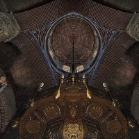Купол с паникадилом :: irina Schwarzer