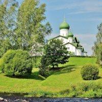 Церковь Богоявления во Пскове :: Leonid Tabakov