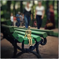 My magic Petersburg_03093_В летнем саду :: Станислав Лебединский