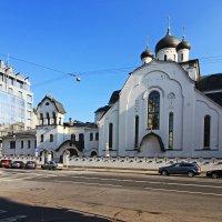 Знаменская старообрядческая церковь :: Евгений