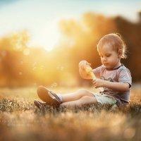 детское счастье :: Вера Кристеченко