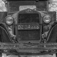 """Легендарная полуторка - грузовик """"ГАЗ-А А"""". :: Игорь Олегович Кравченко"""
