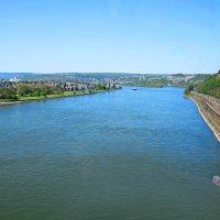 Река Рейн, Германия. :: Jakob Gardok