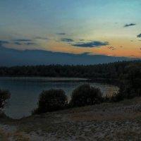 На пороге ночи... :: Лесо-Вед (Баранов)